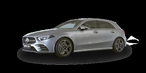 Mercedes Klasa A | Pakiet AMGMercedes klasy A - AMG