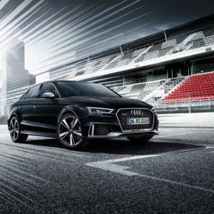 Audi RS 3 od przodu