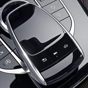 Mercedes Klasa E - skrzynia biegów