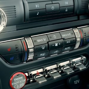 Ford Mustang GT - dodatki