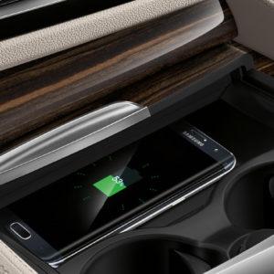 BMW serii 5 - wygoda