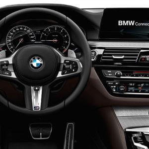 BMW serii 5 - kierownica