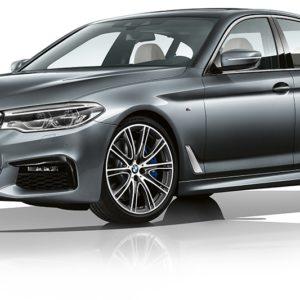 BMW serii 5 od przodu