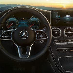 Mercedes Klasa GLC - kierownica
