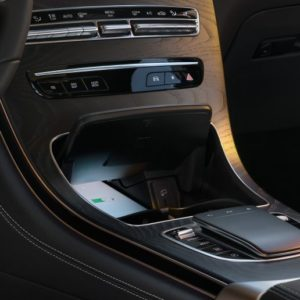 Mercedes Klasa GLC - wnętrze