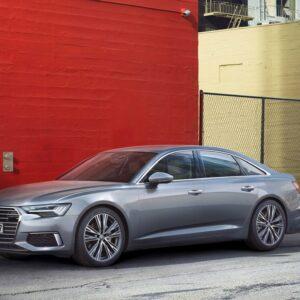 Audi A6 - S tronic od przodu