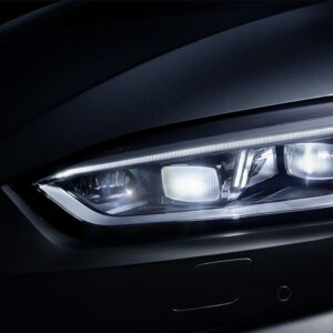 Audi A5 Sportback S tronic lampy