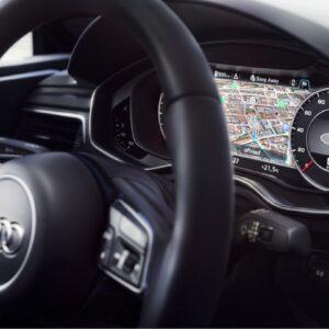 Audi A5 Sportback S tronic kierownica