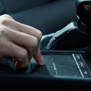 Lexus ES 300h technologia