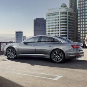 Audi A6 - S tronic od boku