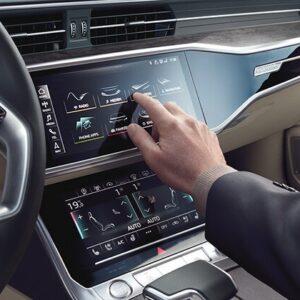 Audi A6 - S tronic technologia