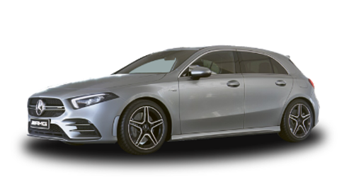Mercedes Klasa A | Pakiet AMG