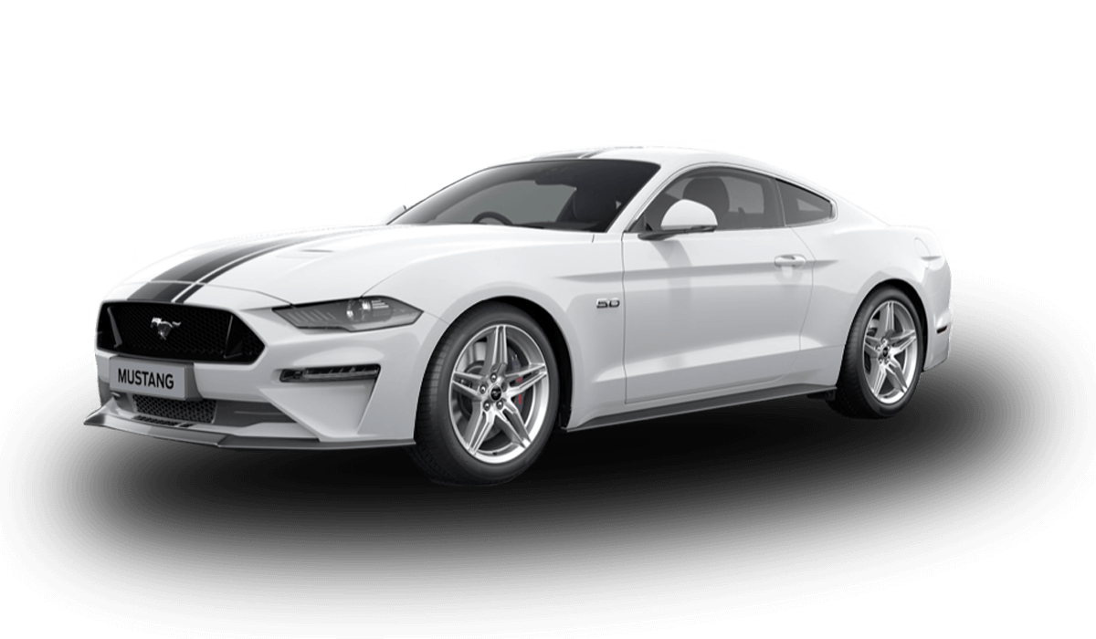 Ford Mustang GT | Fastback | 5.0 V8